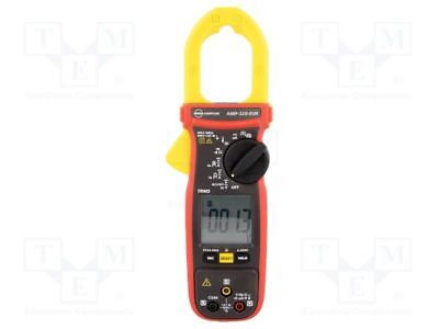 1 pcs AC/DC digital clamp meter; Øcable:35mm; I DC:0÷600A; True RMS