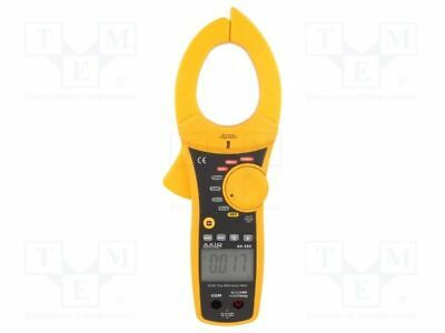 1 pcs AC/DC digital clamp meter; Øcable:52mm; Bargraph:41segm.