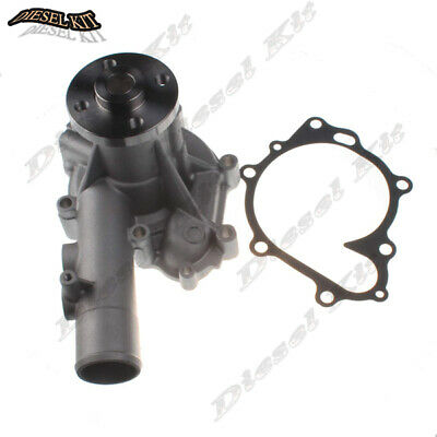 Water Pump Perkins Replacement for 204.25 Engine Gehl Model SL5625SX /& SL6625SX