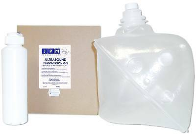 Ultrasound Gel/ IPL Gel- 5 Litre + 250ml empty bottle
