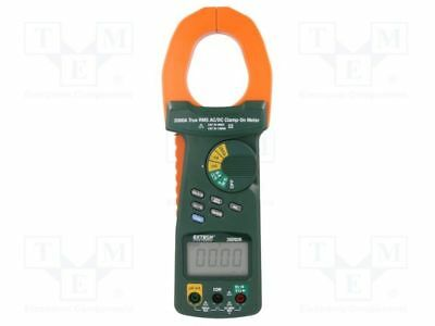 1 pcs AC/DC digital clamp meter; Øcable:50mm; Sampling:2x/s; 1÷99%