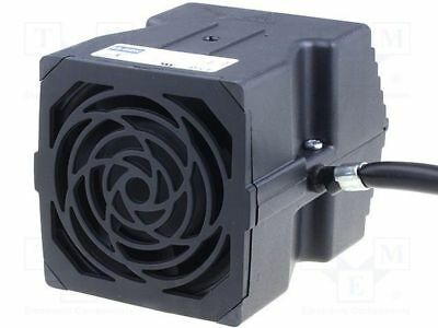 1 pcs Blower heater; CIRRUS 60; 200÷400W; 230VAC; IP20; 71x71x107mm