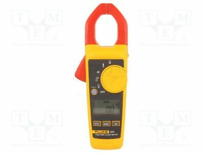 1 pcs AC digital clamp meter; Øcable:30mm; I AC:0,01÷40/400A; 10mA