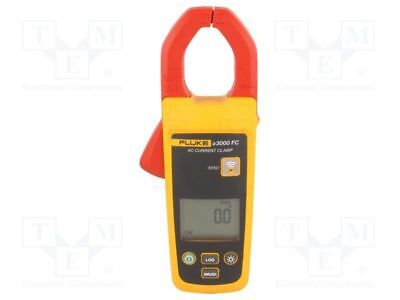 1 pcs AC digital clamp meter; Øcable:34mm; LCD 3,5 digit; I AC:400A