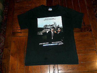 The Blues Brothers official licensed movie merchandise T-Shirt S SMALL Belushi