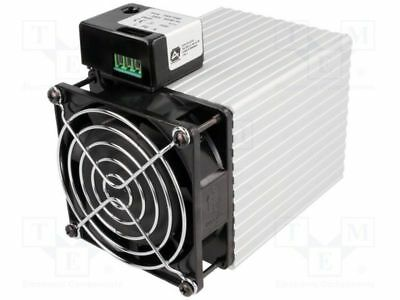 1 pcs Blower heater; 250W; IP20; DIN EN50022 35mm; 112x82x135mm; 230V