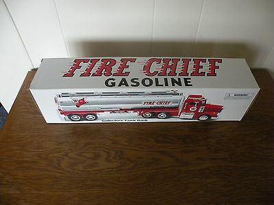 Texaco Fire Chief1997  Truck Coin Bank Taylor Truck Mib