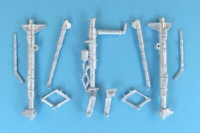 SAC 48276 Trumpeter 1//48 Cessna A-37A//A-37B Dragonfly White Metal Landing Gear