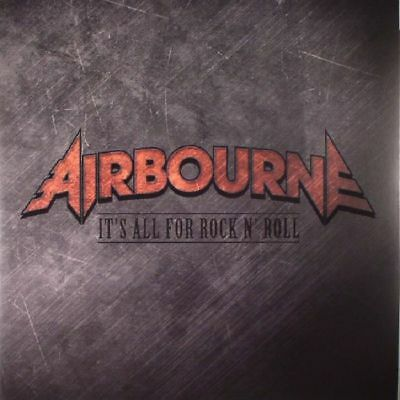 """AIRBOURNE - It's All For Rock N' Roll (Record Store Day 2017) - Vinyl (12"""")"""