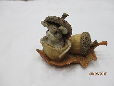 Charming Tails/Sylvestri Mouse in Acorn