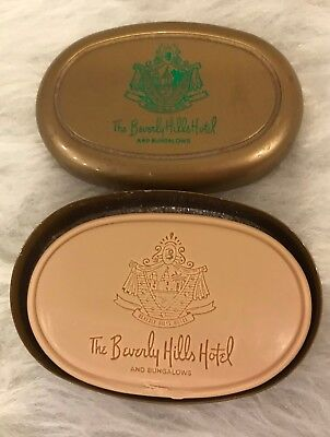 The Beverly Hills Hotel & Bungalows Vintage Soap in Decorative Container
