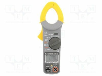1 pcs AC/DC digital clamp meter; Øcable:30mm; LCD 3,75 digit 13mm
