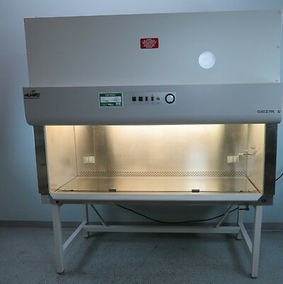Nuaire 425-600 Class II A2 Biological Safety Cabinet with Warranty