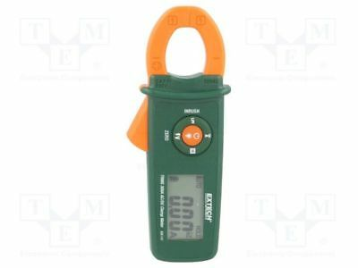 1 pcs AC/DC digital clamp meter; LCD (6000); I DC:60/300A; 140g; 10mA