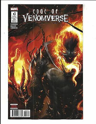 EDGE OF VENOMVERSE # 3 (SEPT 2017) NM NEW (Bagged & Boarded)