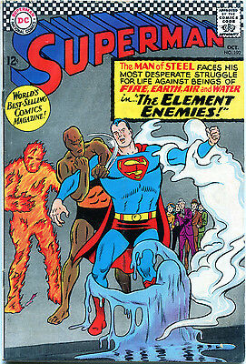 DC SUPERMAN Silver age LOT OF 12 186,188,189,190,191,192,194,196,198,204,206,213