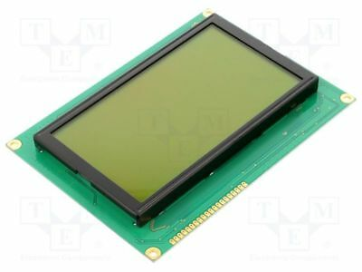 1 pcs Display: LCD; graphical; STN Positive; 240x128; green; LED; PIN:20