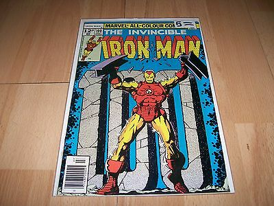 Iron Man (1968 1st Series) #100...Published Jul 1977 by Marvel