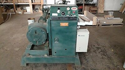 40hp joy rotary screw air compressor 460v ( Soft start equipped) 110psi