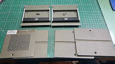 Hp / Agilent 8640 Signal Gen Handles And Side Covers