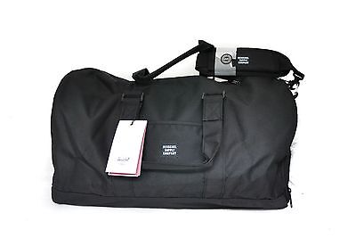 Herschel Supply Co Novel Duffel Bag in Black New w/ Tags