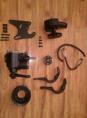 Holden Hq Hj Hz Hx Wb Power steering kit complete with all components and bolts