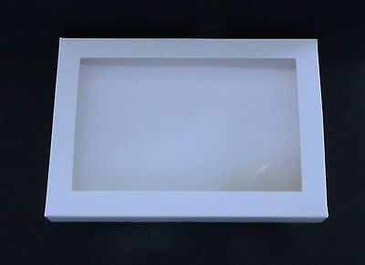 Guest Book Box with Clear WIndow