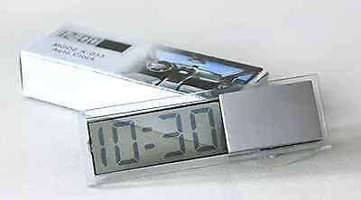 1pc New Sucker type ultra-thin LCD digital electronic watch