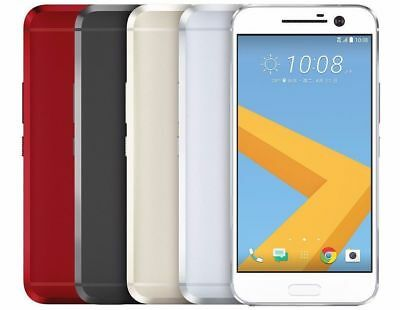 New 5.2'' HTC 10 M10 32GB 4GB RAM GSM T-Mobile Unlocked Android Smartphone