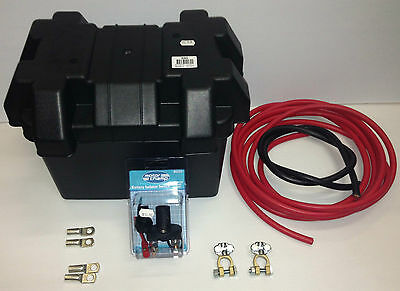 Battery relocation Kit, Suits most cars Nissan Holden Toyota Subi Ford Project