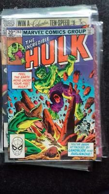 Incredible Hulk vol 1 no 263 (September 1981) -  bagged and boarded.