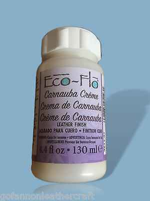 Eco-Flo Carnauba Cream 4.4 fl. oz. (132 ml) - (2612-01)