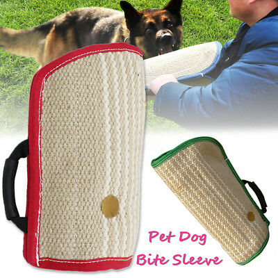 Dog Bite Protection Arm Sleeve for Young Police Dog Training Walking Protection