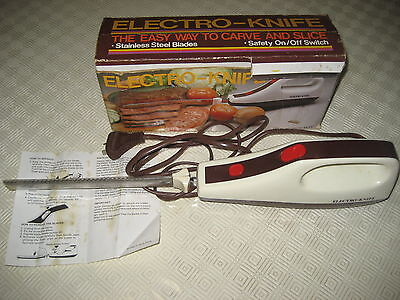 Electro electric knife