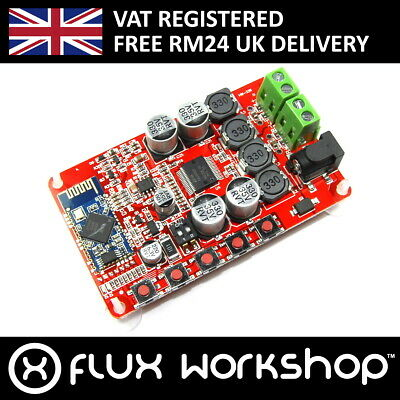 100W Dual Channel Bluetooth Audio Amplifier Module TDA74292P 2.1 Flux Workshop