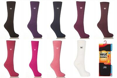 Ladies GENUINE Original Thermal Winter Warm Heat Holders Socks UK 4-8 EUR 37-42