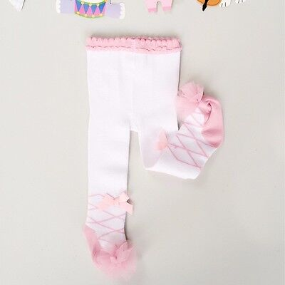 Baby Infant Toddler Girl Tights Stockings Leggings Size 0-36 Months