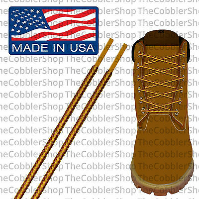 Boot Laces - Superior Timberland Replacement - Boot Lace Strings - MADE in USA!