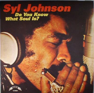 JOHNSON, Syl - Do You Know What Soul Is? - Vinyl (LP)