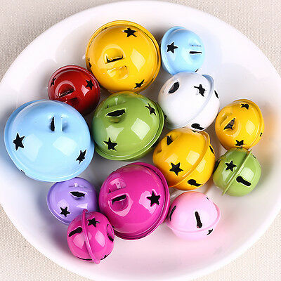 Craft Pendant Jingle Bell Jewelry Accessory DIY Christmas Decoration Pet Collar