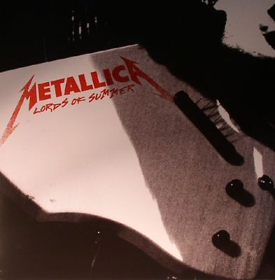 "METALLICA - Lords Of Summer - Vinyl (1-sided etched 12"")"