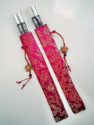 **BRAND NEW NEVER USED** double happiness (囍) chopsticks - set of 2 pairs