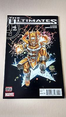 The Ultimates Issue 6 2016