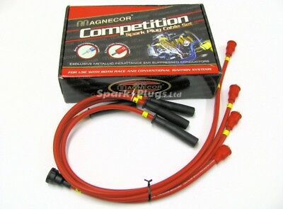 Magnecor 8.5mm Red ignition leads Alfa Romeo Giulia and Spider 1962-65