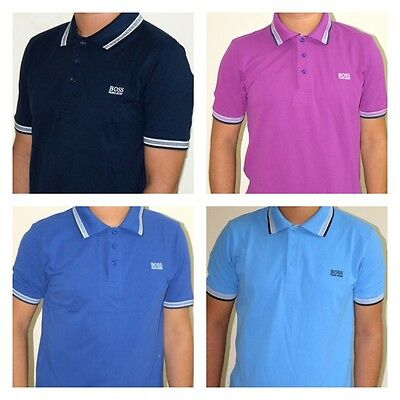 Hugo Boss Short Sleeve Polo Shirt For Men
