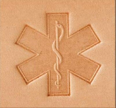 Craftool 3-D Leather Stamp Medical (8597-00)