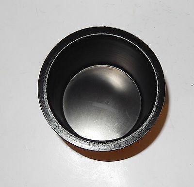 Brybelly Vivid Black Aluminum Drop In Cup Holder