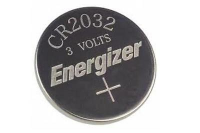 100-Pack CR2032 Energizer 3 Volt Lithium Coin Cell Batteries