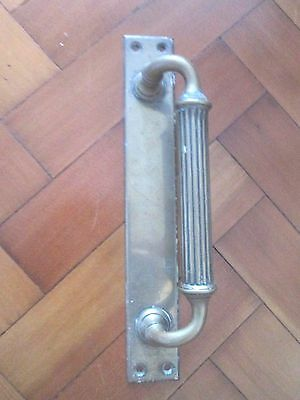 Vintage Brass Door Handle