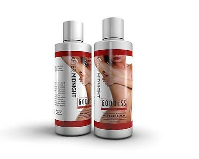 Goddess Sensual Body/massage Oil 125 Ml